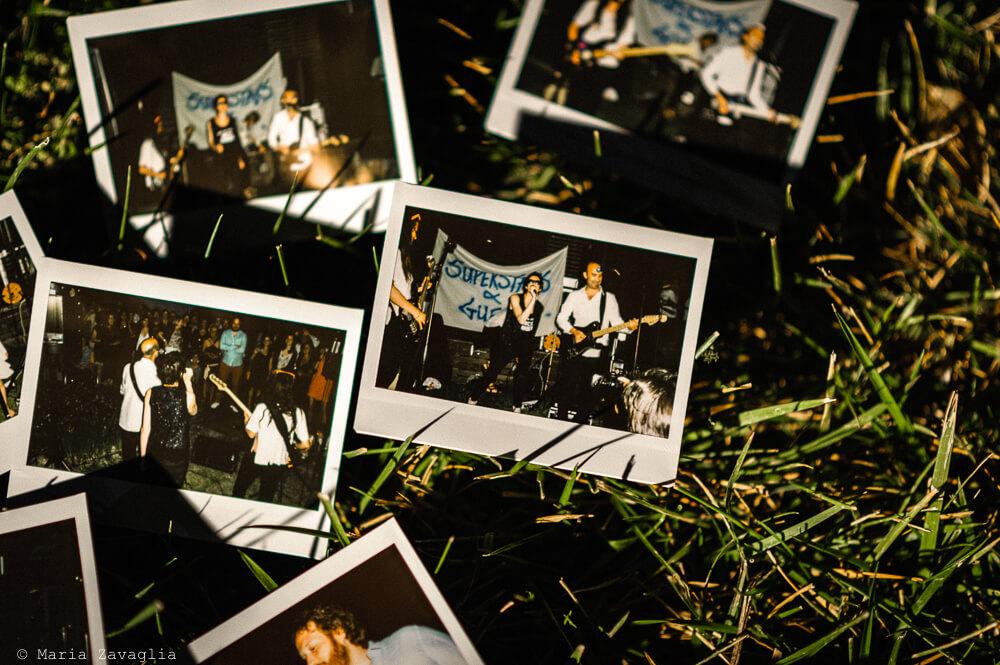 Collage di foto al Matrimonio di Ameglia
