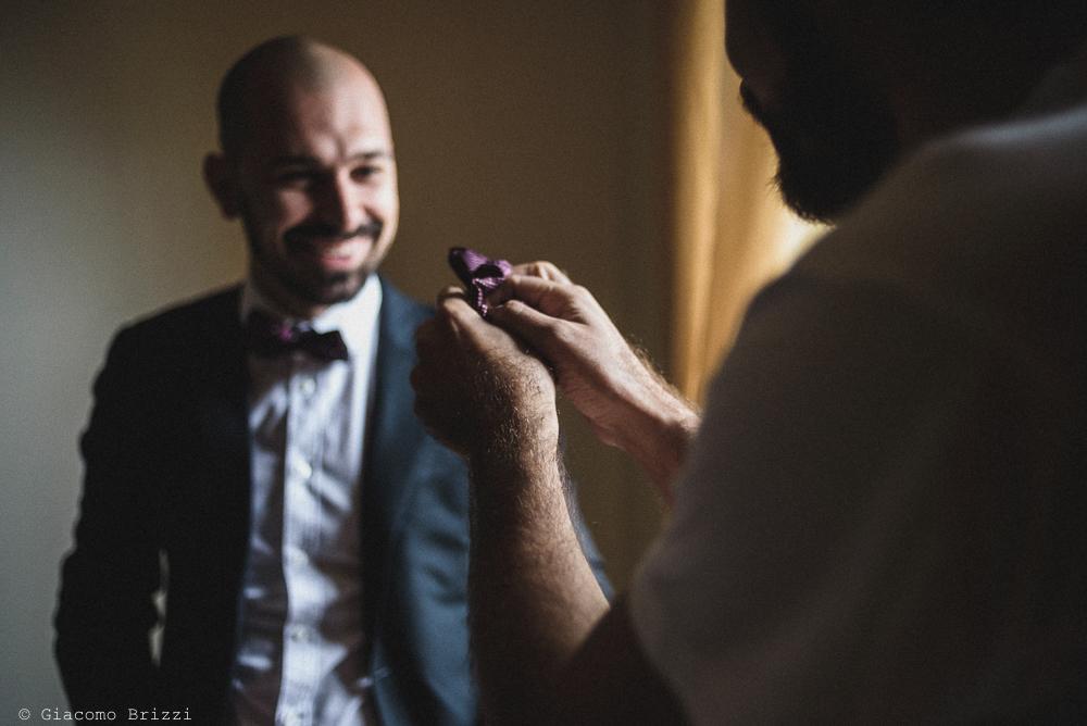 Una foto divertita, fotografo matrimonio ricevimento hotel europa, lerici