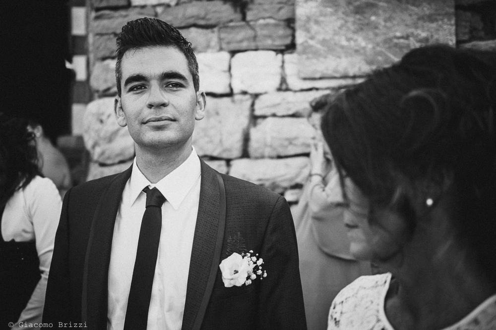 Lo sposo è in attesa, fotografo matrimonio ricevimento le terrazze, portovenere