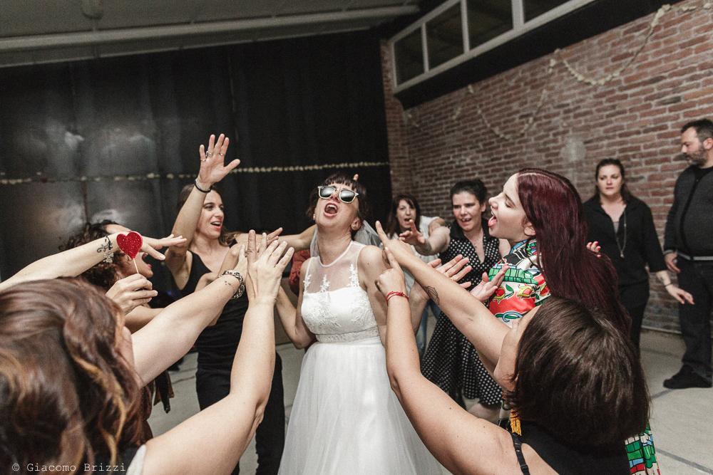 Un momento della festa, matrimonio Massa Carrara Toscana